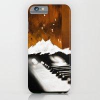 Music Triptych: Piano iPhone 6 Slim Case