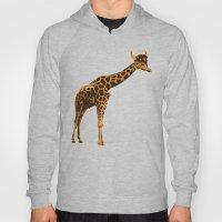 Giraffe Viking Hoody