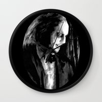 The Name In Laughter Fro… Wall Clock