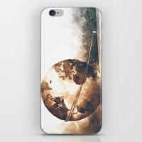 Burden Carrier iPhone & iPod Skin