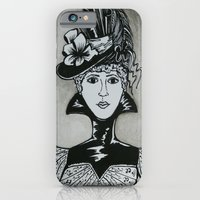 iPhone & iPod Case featuring Chastity by DBetty