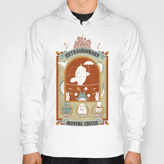 The Moving Circus Hoody