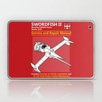 Swordfish Service And Re… Laptop & iPad Skin