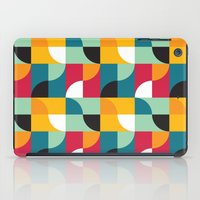 Squares & Curves iPad Case