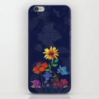 Flower Tales 6 iPhone & iPod Skin