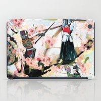 Japanese 2  iPad Case
