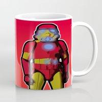 iron trooper Mug