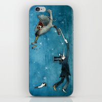 dream - the escape iPhone & iPod Skin