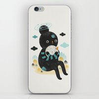 We Are Inseparable! iPhone & iPod Skin