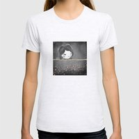Bed star Womens Fitted Tee Ash Grey SMALL