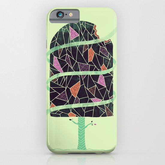 Winter Tree iPhone & iPod Case
