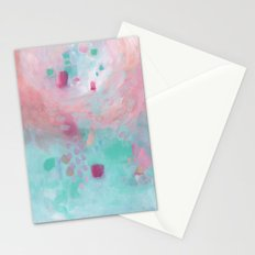 There Are No Vacant Horizons Stationery Cards