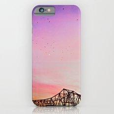 Fall Sunset iPhone 6 Slim Case