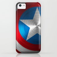 Captain America iPhone 5c Slim Case