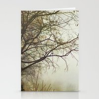Escaping Into Your World Stationery Cards