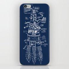 U.S.S. Awesome iPhone & iPod Skin