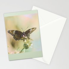 Butterfly Kisses Stationery Cards