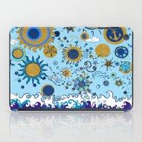 Sun & Sea iPad Case