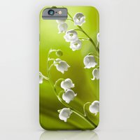iPhone & iPod Case featuring Lily of the valley by Mandy Disher
