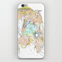 Seventeenth Daydream iPhone & iPod Skin