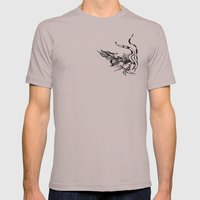 Dragon — Alternative t-shirt style (small image) Mens Fitted Tee Cinder SMALL
