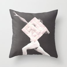 For No One Throw Pillow
