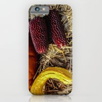 iPhone & iPod Case featuring Autumn Still Life (ii) by Nevermind the Camera