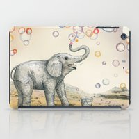 Bubble Dreams iPad Case