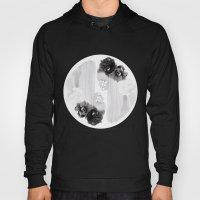 selene and eos (black and white) Hoody