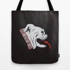 Jellyroll #10: Bull Dog Days Tote Bag