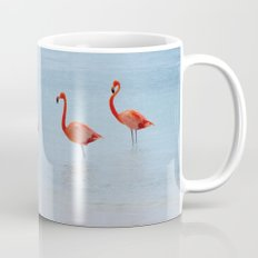 A Flamboyance of Flamingos Mug