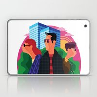 Concrete Jungle Laptop & iPad Skin