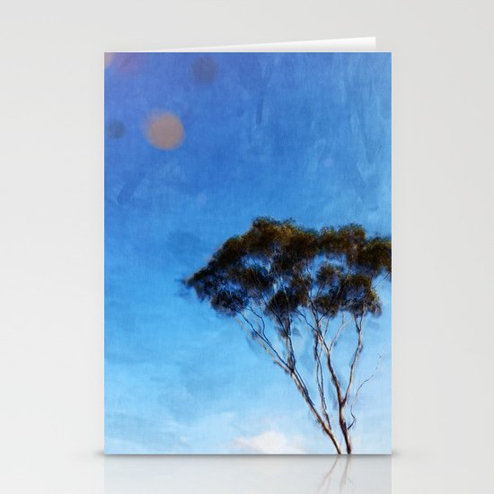 I Want to  Be a Tree Stationery Card