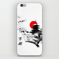 Kyoto - Japan iPhone & iPod Skin