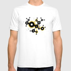 03: Ideation Mens Fitted Tee White SMALL