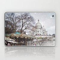 Paris, Montmartre Laptop & iPad Skin