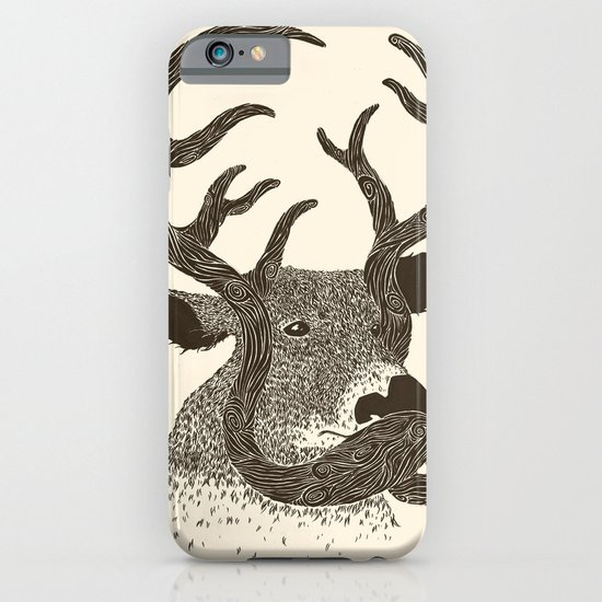 Moustaches Make a Difference iPhone & iPod Case