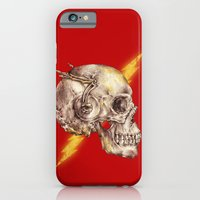 iPhone & iPod Case featuring Flash by Alan Maia