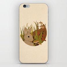 Foxglove iPhone & iPod Skin