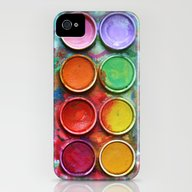 Paint Box iPhone (4, 4s) Slim Case