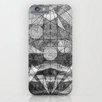 Geometric Vertical 1 iPhone 6 Slim Case