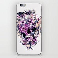 Momento Mori III iPhone & iPod Skin