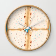 Popterts Wall Clock