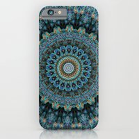 iPhone & iPod Case featuring Spiral Eye by Elias Zacarias