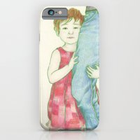 iPhone & iPod Case featuring Shy by Aiko Tagawa