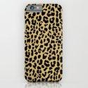 Neon Classic Leopard iPhone & iPod Case
