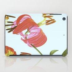 I. Vintage Flowers Botanical Print by Pierre-Joseph Redouté - Lilies iPad Case