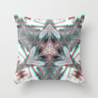 Serie Klai 014 Throw Pillow