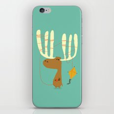A Moose Ing iPhone & iPod Skin