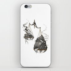 Justice iPhone & iPod Skin